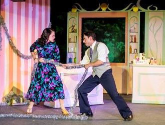Chelsey Ristaino as Ilona Ritter, Anthony Maglio as Steven Kodaly