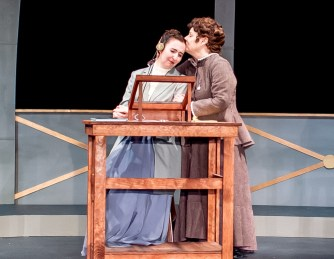 Isabelle Grimm as Henrietta Leavitt, Pamela Ciochetti as Williamina Fleming