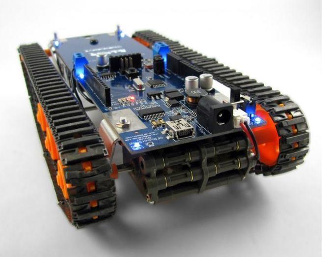 Робот на arduino