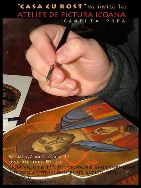 atelier pictura icoana