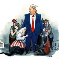 Trump a ajuns preşedinte pentru că i-aţi tratat pe oameni ca pe gunoaie