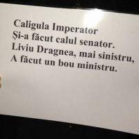 Despre caracterul infect al președintelui PSD, domnul Liviu Dragnea