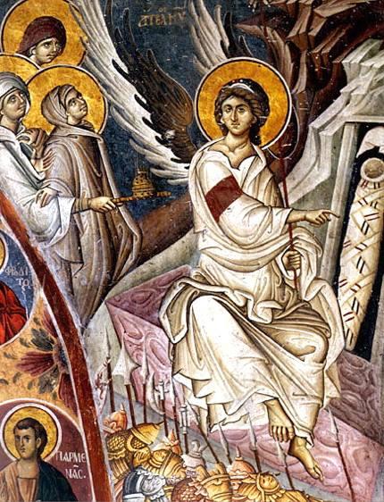 Învierea Domnului în poezia clasică românească
