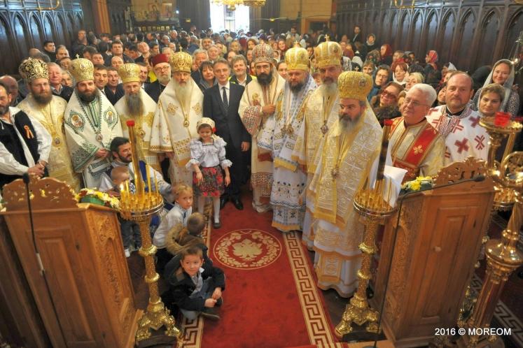 Pledoarie pentru un episcop-vicar ortodox român al Belgiei și Țărilor de Jos