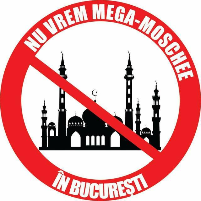 Pentru a stopa construirea Mega Moscheii din București trebuie sa ne implicăm acum!