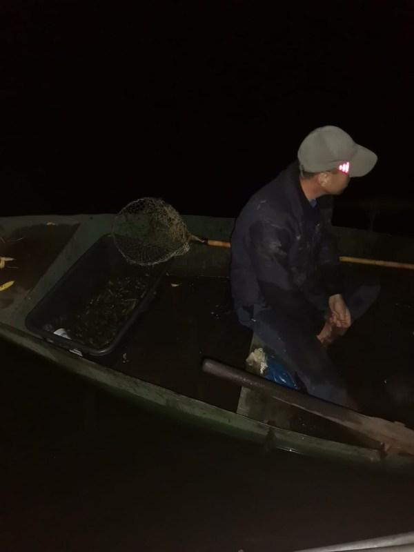 На реке Матыра в Липецкой области остановлен браконьерский ...