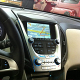 Rostra SoftTouch 250-7610 installed on 2012 Chevrolet Equinox with GM MyLink system