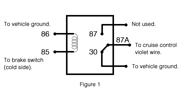 Wiring Diagram For A Relay - Wiring Diagram