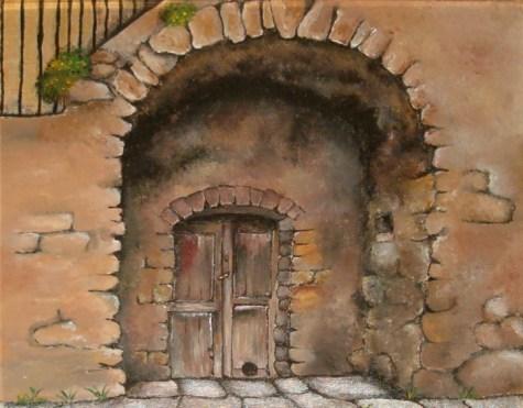 Il Casale, porta antica
