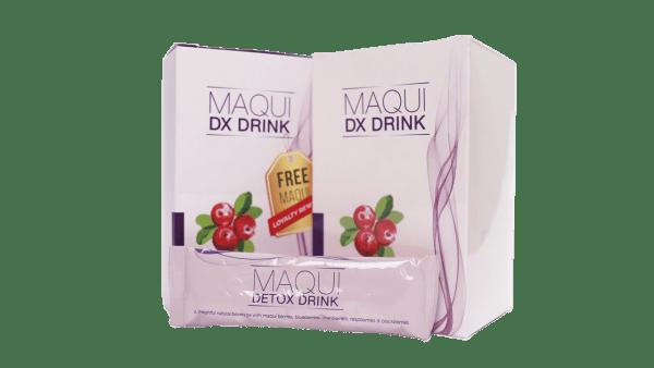 馬來西亞Maqui Detox Drink排毒瘦身飲品