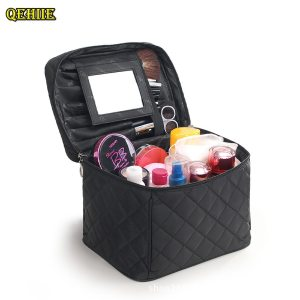 High-Quality Foldable Makeup Bag For Travel And Home Use