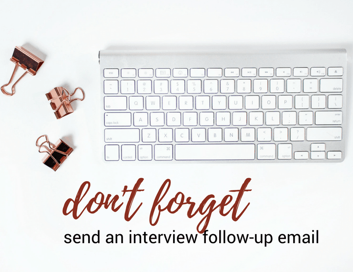 Reasons Why You Should Send a Job Application Follow-Up Email