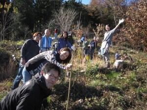 【地区】20161203 ロータリーの森植樹活動〜本番編〜