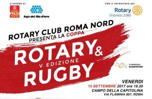 Rotary e rugby – V Edizione