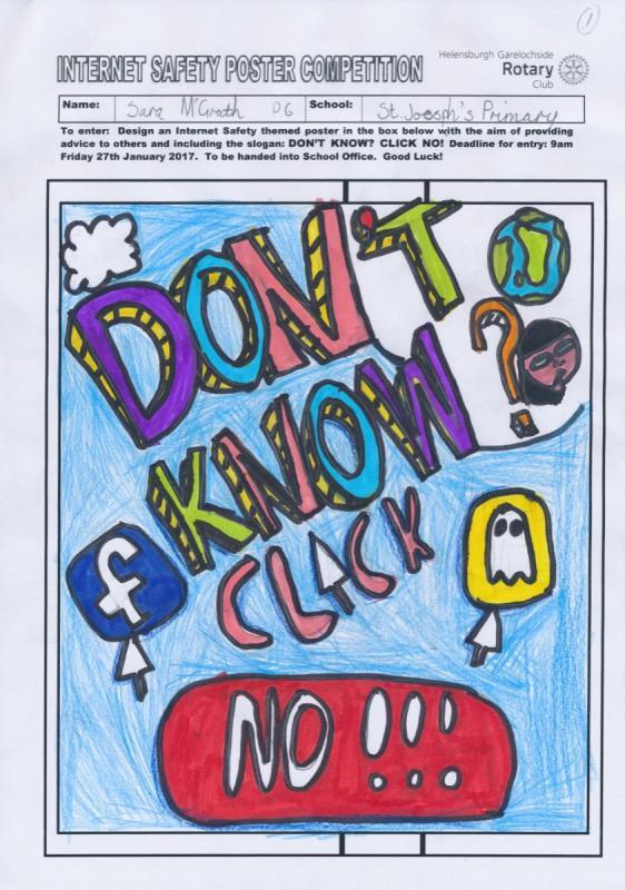 Schools Internet Safety 2017 Rotary Club Of Helensburgh Garelochside