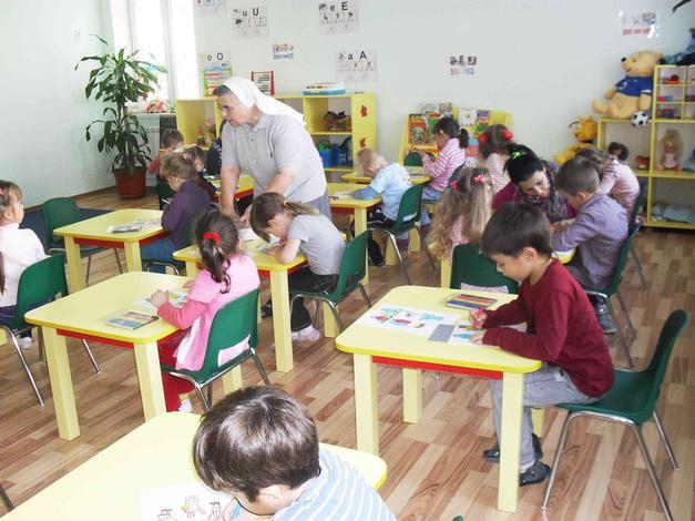 Scuola per l'infanzia di Chisinau