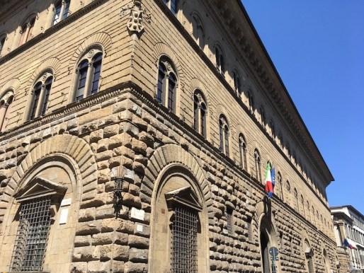 Palazzo Medici Riccardi ospita la Prefettura di Firenze