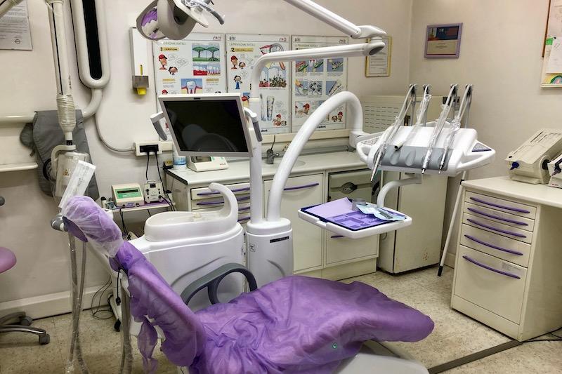 I dentisti sono sempre aperti per le urgenze durante la quarantena