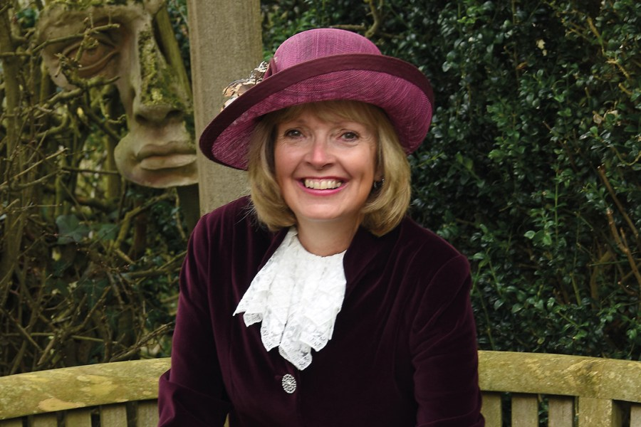New High Sheriff of Wiltshire Nicky Alberry