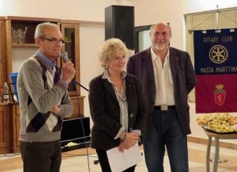 Alessandro Masotti, Costanza Soprana, Umberto Canovaro