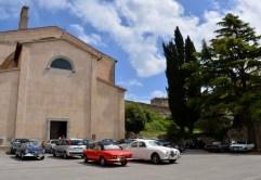 13 Rotary COAST TO COAST Arrivo alla Domus Bernardiniana