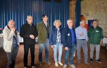 14 Rotary COAST TO COAST saluto dei Club ai partecipanti