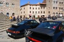 2 Rotary COAST TO COAST La piazza comincia a riempirsi