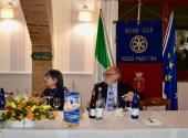 Marta Bartolini e Gian Paolo Bonesini