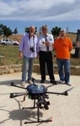 7applicazione di droni