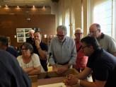 13 i partecipanti incontrano i relatori