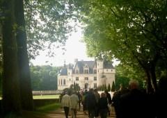 13 il castello di Chenonceau