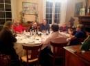 4 a cena a casa di Valery
