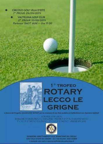 Trofeo Rotary Le Grigne