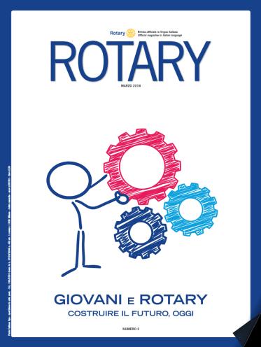 Rivista Rotary Marzo 2016