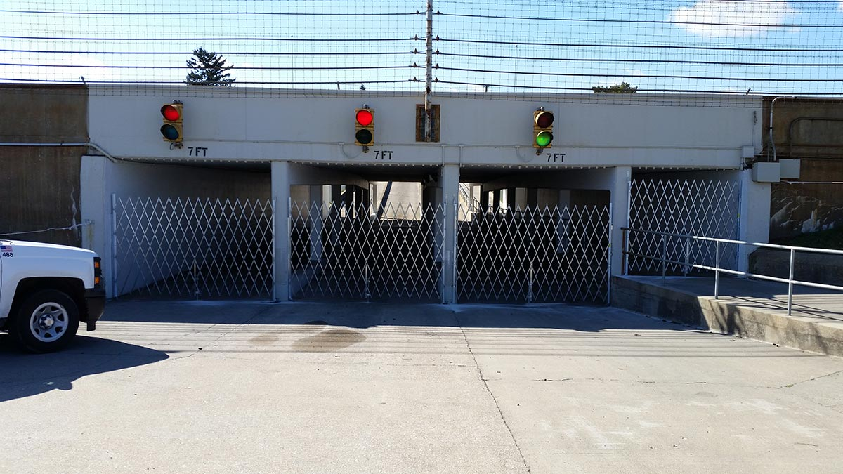 Security Gate Equipment
