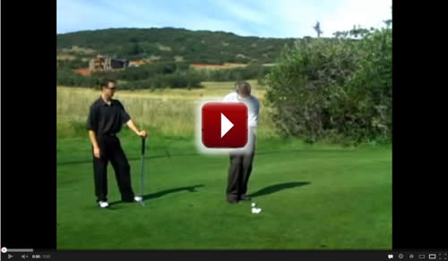 chipping video to chip better in golf