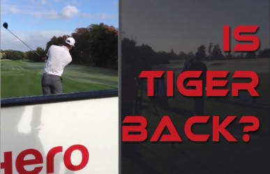 tiger woods 300 yard drive