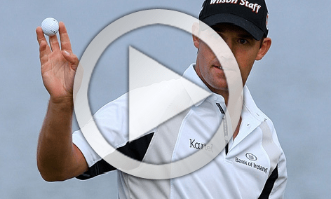 Padraig Harrington golf swing analysis