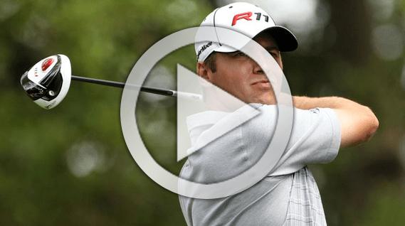 Sean O'Hair golf backswing