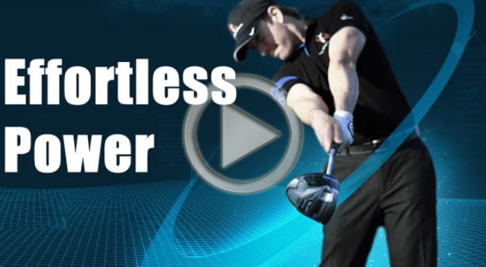 golf downswing sequence
