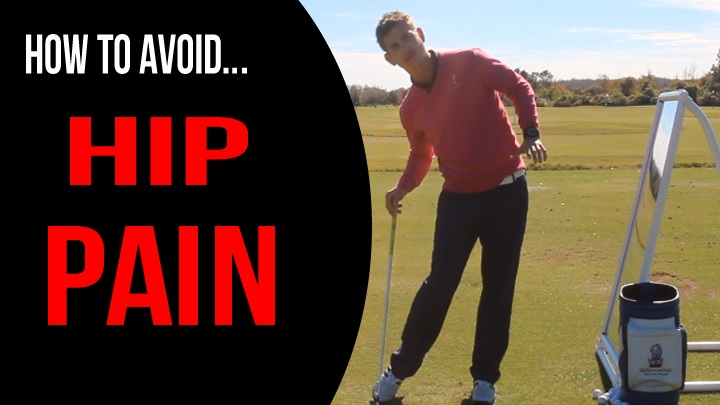 golf hip pain