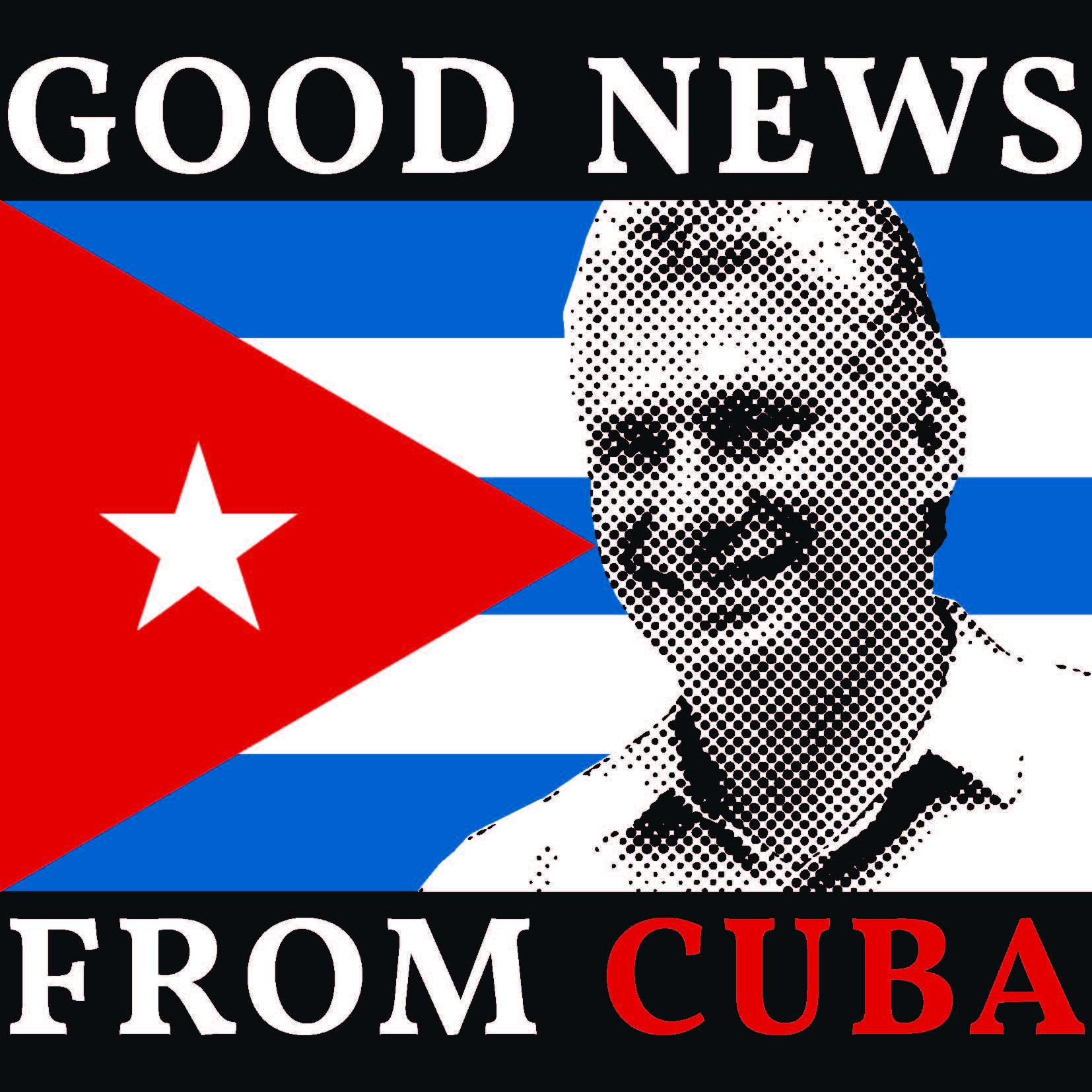 """Good News from Cuba"" (T-Shirts & Hoodys)"