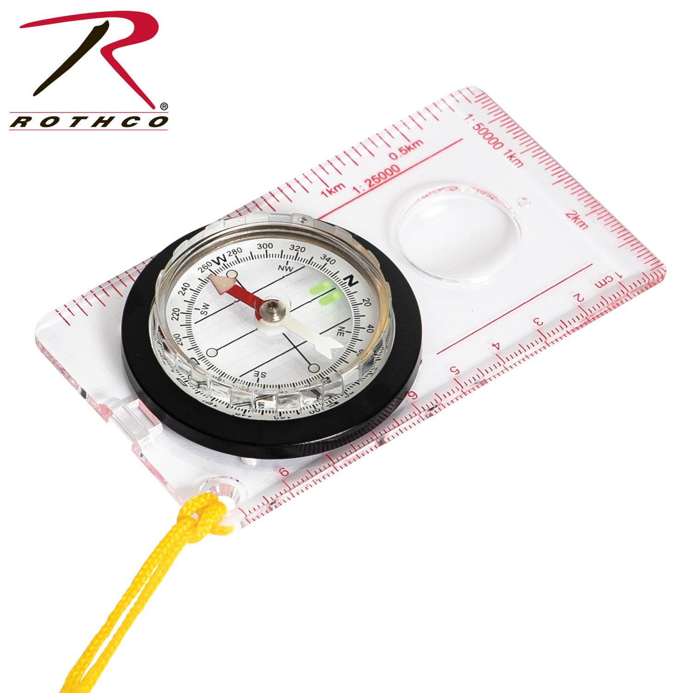 Rothco Map Compass
