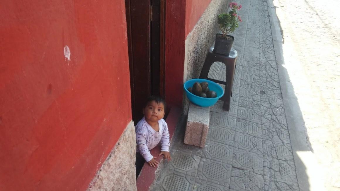 טיול משפחתי בגוואטמלה – אנטיגואה Antigua