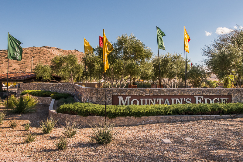 Mountain's Edge Las Vegas homes for sale