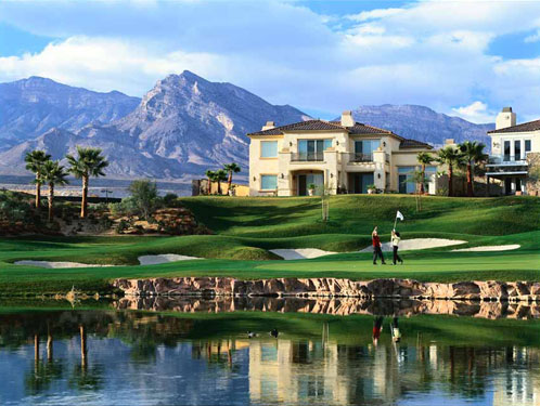 Red Rock County Club Golf Course Las Vegas