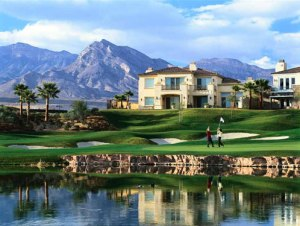 Red Rock County Club Golf Course Las Vegas