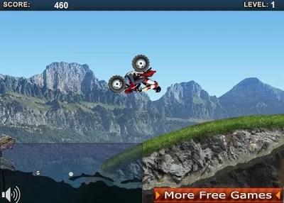 Jogo: Mountain ATV