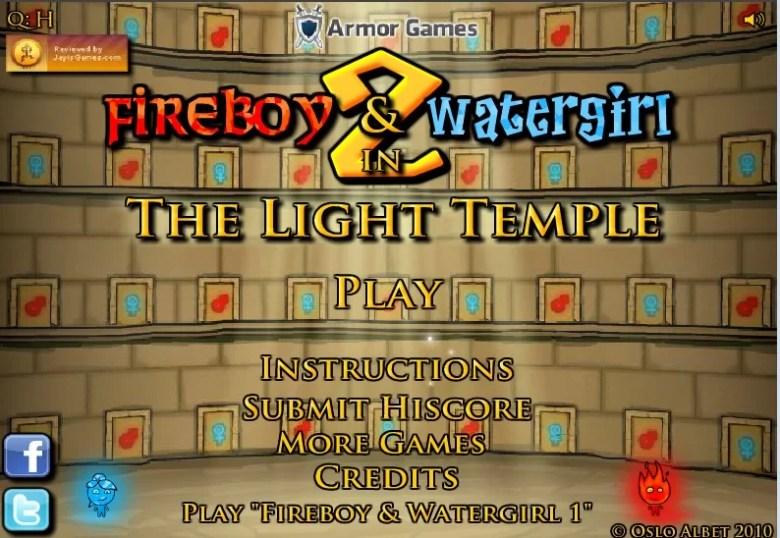 Jogos de Fogo e Água