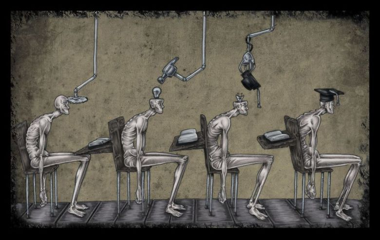 O que há de errado com a sociedade de hoje?